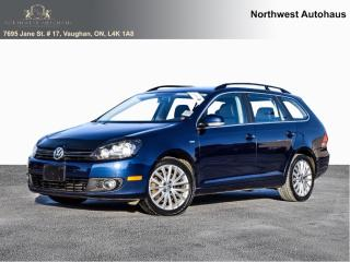 Used 2014 Volkswagen Golf Wagon 4DR TDI DSG WOLFSBURG EDITION for sale in Concord, ON