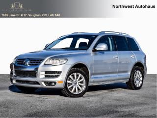 Used 2010 Volkswagen Touareg 4DR TDI HIGHLINE for sale in Concord, ON