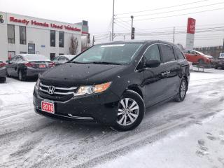 Used 2016 Honda Odyssey EX RES - DVD - Rear Camera - Pwr. Sliding Doors for sale in Mississauga, ON