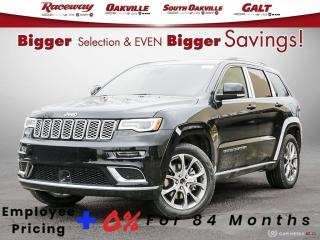 New 2020 Jeep Grand Cherokee Summit for sale in Etobicoke, ON