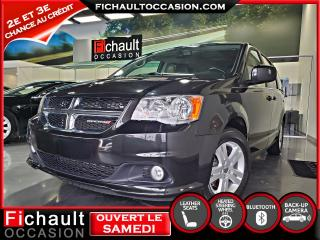 Used 2018 Dodge Grand Caravan Crew Plus *** NAV*** CUIR*** for sale in Châteauguay, QC