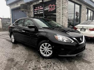 Used 2019 Nissan Sentra SV CVT TOIT OUVRANT SIEGES CHAUFFANTS for sale in Longueuil, QC