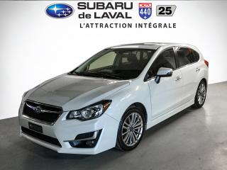 Used 2015 Subaru Impreza Limited EyeSight for sale in Laval, QC
