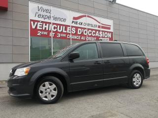 Used 2012 Dodge Grand Caravan SE for sale in Montréal, QC