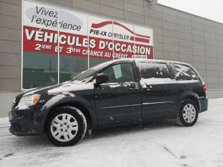 Used 2014 Dodge Grand Caravan SXT for sale in Montréal, QC