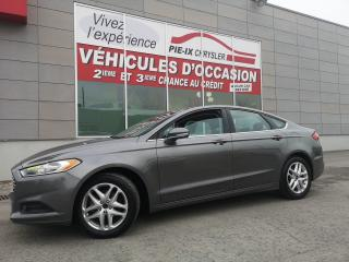 Used 2014 Ford Fusion SE for sale in Montréal, QC