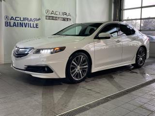 Used 2016 Acura TLX SH-AWD ÉLITE ** LOCATION 36 MOIS DISPONI for sale in Blainville, QC