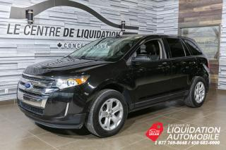 Used 2014 Ford Edge SEL+AWD for sale in Laval, QC