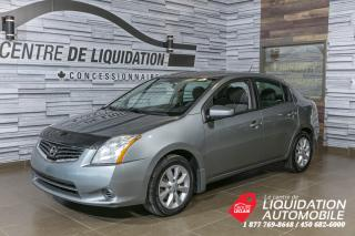 Used 2012 Nissan Sentra for sale in Laval, QC