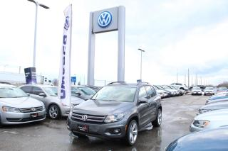 Used 2016 Volkswagen Tiguan 4MOTION 4dr Auto Comfortline for sale in Whitby, ON