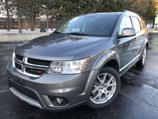 Used 2013 Dodge JOURNEY CREW    2WD for sale in Cayuga, ON