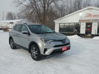Used 2017 Toyota RAV4 LE for sale in Barrie, ON