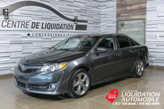 Used 2013 Toyota Camry for sale in Laval, QC