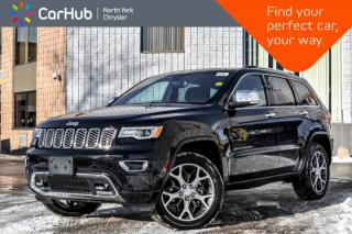 New 2019 Jeep Grand Cherokee HIGH ALTITUDE|Customr_Prefrd.Pkg|Pano_Sunroof|Navi|Sat.Radio for sale in Thornhill, ON