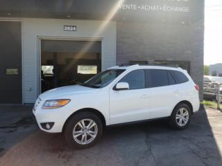 Used 2011 Hyundai Santa Fe GL for sale in Lévis, QC