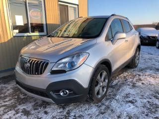 Used 2013 Buick Encore for sale in Mirabel, QC