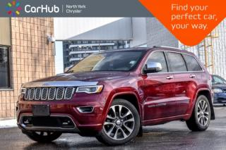 Used 2018 Jeep Grand Cherokee Overland|Customr-Preferd.Pkg|Pano_Sunroof|Backup_Cam|Navi| for sale in Thornhill, ON