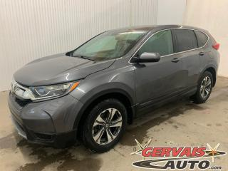 Used 2018 Honda CR-V LX AWD Mags Caméra de recul Sièges Chauffants for sale in Shawinigan, QC