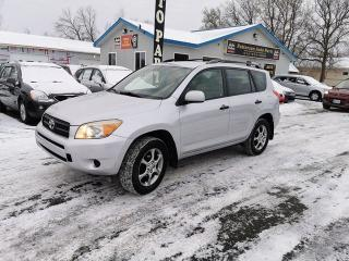 Used 2007 Toyota RAV4 BASE for sale in Madoc, ON