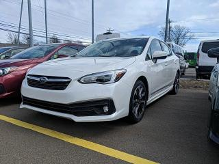 New 2020 Subaru Impreza Sport DON'T PAY FOR UP TO 120 DAYS ON PEI's MOST FUEL EFFICIENT FULL-TIME ALL WHEEL DRIVE VEHICLE! for sale in Charlottetown, PE
