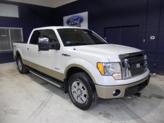 Used 2012 Ford F-150 SCREW LARIAT CUIR TOIT ECOBOOST for sale in St-Jérôme, QC