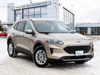 New 2020 Ford Escape SE FordPass Connect| Rmte Strt| BackUp Camera for sale in Winnipeg, MB