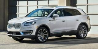 New 2019 LINCOLN TRUCK NAUTILUS for sale in Edmonton, AB