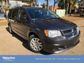 Used 2017 Dodge Grand Caravan SXT | Rear DVD | Reverse Camera | Bluetooth for sale in Edmonton, AB