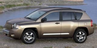 Used 2007 Jeep Compass Sport for sale in Edmonton, AB