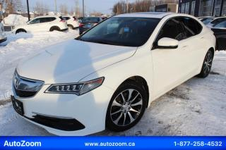 Used 2015 Acura TLX TECH.NAV**OUVERT** PROPRE ET SÉCURITAIRE for sale in Laval, QC