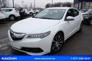 Used 2015 Acura TLX TLX *OUVERT*PROPRE ET SÉCURITAIRE !! for sale in Laval, QC