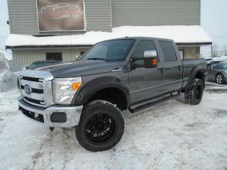 Used 2012 Ford F-250 4 RM, Super cabine 142 po, XLT for sale in Mirabel, QC