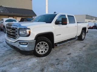 Used 2016 GMC Sierra 1500 SLE cabine multiplace 4RM, 153,0 po for sale in Mirabel, QC