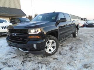 Used 2017 Chevrolet Silverado 1500 LT cabine multiplace 153 po 4RM avec 1LT for sale in Mirabel, QC