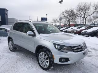 Used 2014 Volkswagen Tiguan Trendline 4 portes 4MOTION BA for sale in Trois-Rivières, QC