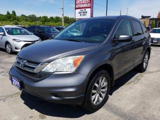 Used 2011 Honda CR-V LX LOW KMS !!  AWD !!  A/C !! for sale in Cambridge, ON