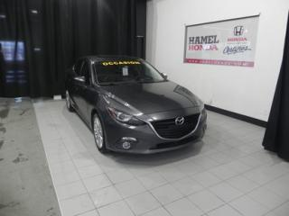 Used 2014 Mazda MAZDA3 GT-SKY BEAU LOOK !!! for sale in St-Eustache, QC