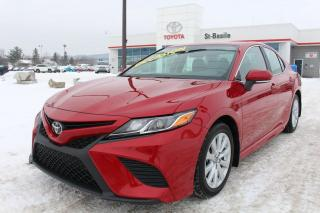 Used 2019 Toyota Camry SE CUIR SIEGES CHAUFFANTS CAMERA DE RECUL for sale in St-Basile-le-Grand, QC