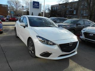 Used 2015 Mazda MAZDA3 Berline TOURING **GPS,CAMERA,BAS KM,IMBA for sale in Montréal, QC