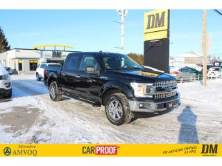 Used 2019 Ford F-150 XLT XTR   4X4   CREW   CAMÉRA   MARCHE-PIEDS for sale in Salaberry-de-Valleyfield, QC