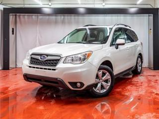 Used 2014 Subaru Forester LIMITED**AWD (4X4)**TOIT**MAGS**HITCH 90 JOURS SANS PAIEMENTS(DETAILS EN CONCESSION) for sale in Montreal, QC