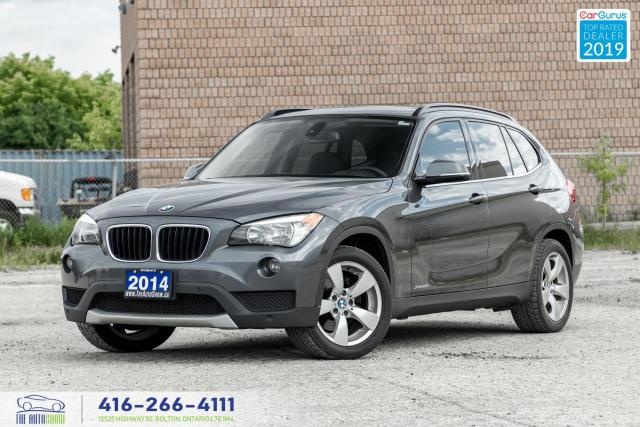 2014 BMW X1 xDrive28i|AWD|Clean Carfax|Pano.Roof|Leather
