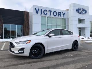 New 2020 Ford Fusion SE for sale in Chatham, ON