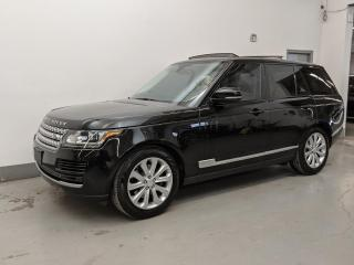 Used 2015 Land Rover Range Rover SC/SOFT CLOSING DOORS/360 CAM/MASSAGE SEATS! for sale in Toronto, ON