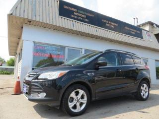 Used 2015 Ford Escape ECOBOOST,BACK UP CAMERA,ALLOYS for sale in Mississauga, ON