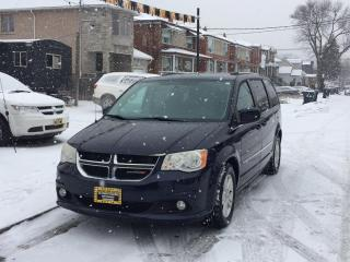 Used 2012 Dodge Grand Caravan 4dr Wgn Crew for sale in Scarborough, ON