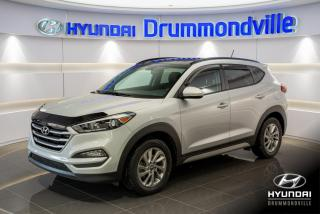 Used 2017 Hyundai Tucson SE + GARANTIE + TOIT PANO + CUIR !! for sale in Drummondville, QC