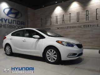 Used 2015 Kia Forte LX+A/C+BANCS CHAUFF+BLUETOOTH for sale in Sherbrooke, QC
