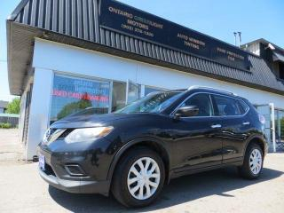 Used 2016 Nissan Rogue 4 WHEEL DRIVE,BACK UP CAMERA,HEATED SEATS,BLUETOOT for sale in Mississauga, ON