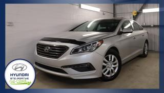 Used 2016 Hyundai Sonata for sale in Val-David, QC